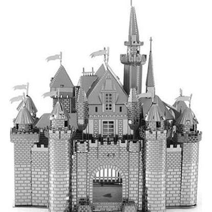 3D kovové puzzle, vzrušující výzva, zážitek při skládání a oslnivý výsledek, to jsou modely 3D Metal