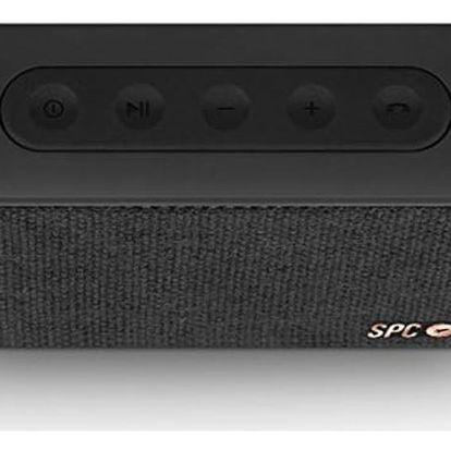 Reproduktor s Bluetooth SPC 4410N ONE 2.1 + EDR 4W Černý Handsfree