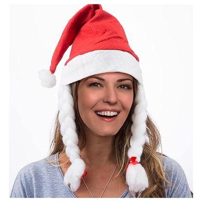 Dámská Čepice Santa Clause
