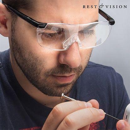 Zvětšující Brýle Rest + Vision
