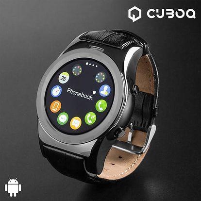 Chytré Hodinky CuboQ Health Sensor