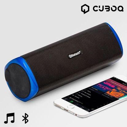 Bluetooth Reproduktor CuboQ Power Bank