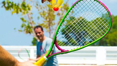 Noční Badminton 6 částí