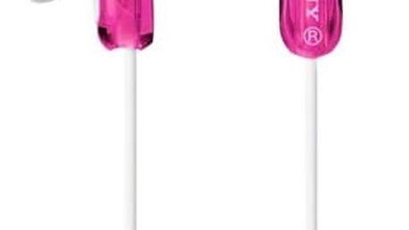 Sluchátka Sony MDR E9LP in-ear Růžový
