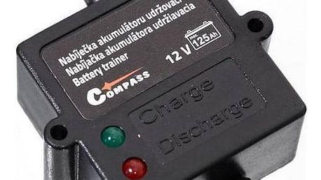 Nabíječka autobaterií Compass 5-125 Ah