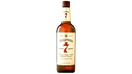 Whisky Seven Crown 1l 40%