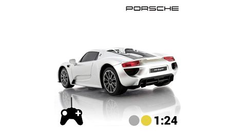 Auto na Dálkové Ovládání Porsche 918 Spyder
