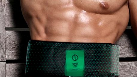 Vibrační Pás Abdo Belt Q