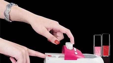 Art Stamp Razítkovací Přístroj na Nehty