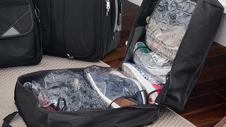Cestovní Vak na Boty 12 Shoes Bag