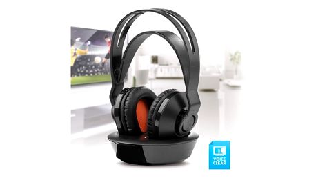 Bezdrátová sluchátka One For All HP1030 Černý