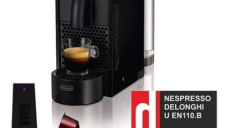 Espresso DeLonghi Nespresso U EN110B černé + Doprava zdarma