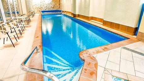 Luxus v Šoproni: Pannonia Hotel ****