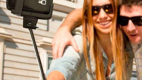 Univerzální Bluetooth Teleskopická Tyč na Selfie