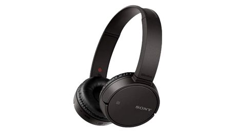 Bezdrátová sluchátka Sony MDRZX220BTB.CE7 Bluetooth Černý