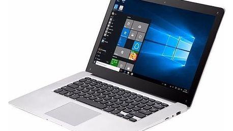 Notebook Umax VisionBook 14Wi (UMM200V14) stříbrný Monitorovací software Pinya Guard - licence na 6 měsíců + Hra New Bright Člověče nezlob se - malé + DOPRAVA ZDARMA
