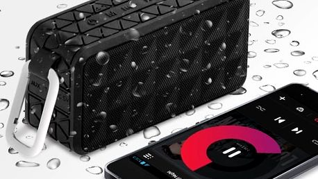 Bluetooth Reproduktor Waterproof CuboQ Tire