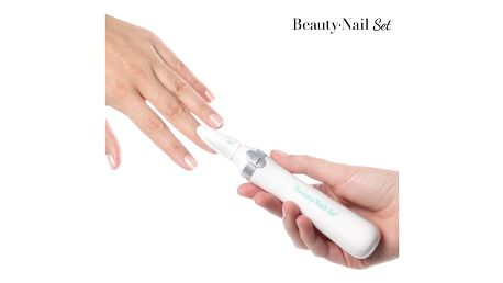 Leštička na Nehty Beauty Nail Set 4