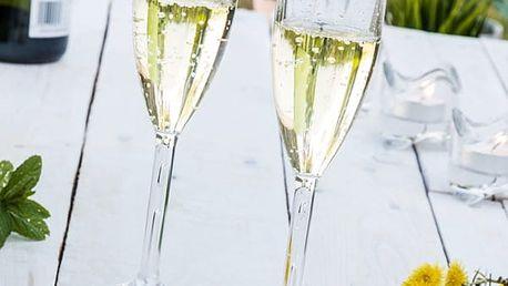 Nerozbitné Skleničky na Šampaňské Adventure Goods 2 kusy