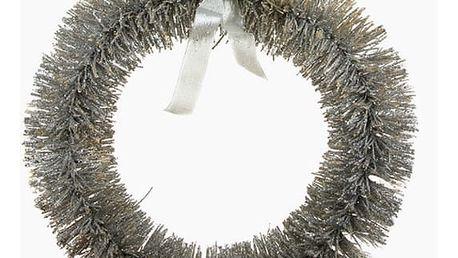 Věnec šampaňský 50 x 25 x 50 cm by Homania