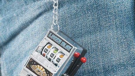 Klíčenka Hrací Automat Gadget And Gifts
