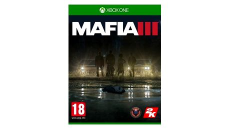 Hra 2K Games Xbox One Mafia III (CEX344905)
