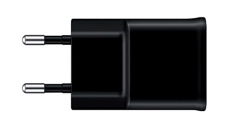 Stěnová nabíječka Samsung EP-TA12EBEUGWW USB 2.0 Universal 2 mA 5 V Černý