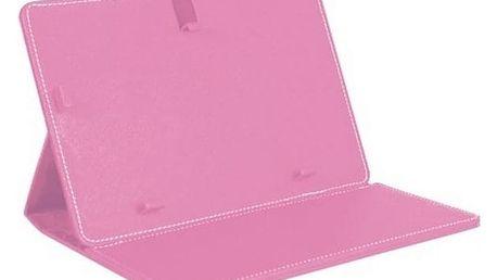 Univerzální pouzdro na tablet BRIGMTON BTAC-74 7in Růžový