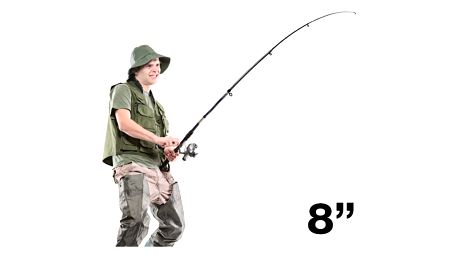 Malá Rybářská Výstroj