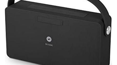 Reproduktor s Bluetooth SPC 4413N BIG BANG 2.1 + EDR 2x4W Černý Handsfree