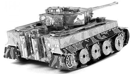 3D kovové puzzle - tank