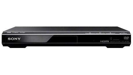DVD přehrávač Sony DVP-SR760H (DVPSR760HB.EC1) černý