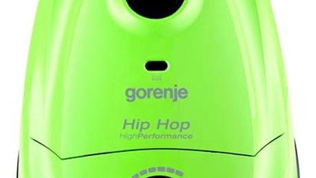 Vysavač podlahový Gorenje VCED11HG zelený