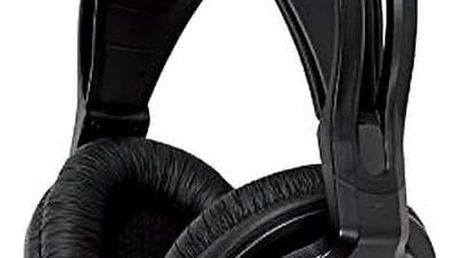 Bezdrátová sluchátka Panasonic RPWF830EK Černý