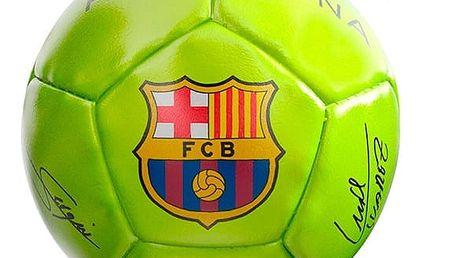 Malý Žlutý Fotbalový Míč FC Barcelona