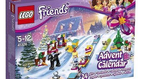 Stavebnice LEGO® FRIENDS 41326 Adventní kalendář + Doprava zdarma