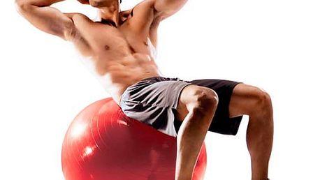 Body Fitball Míč na Cvičení Pilates 55 cm