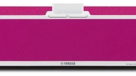 Dock pro iPod YAMAHA PDX 50 30W Růžový