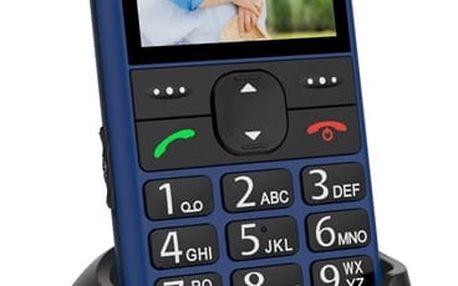 Mobilní telefon CPA Halo 11 (TELMY1011BL) modrý