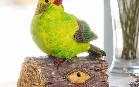 Dekorační Ptáček se Zvuky a Pohybovým Čidlem
