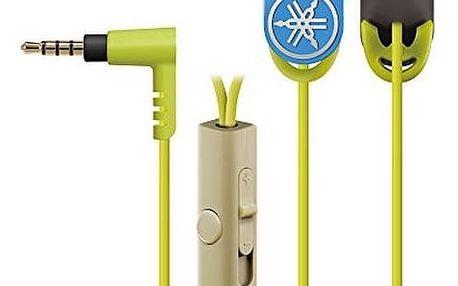 sportovní sluchátka YAMAHA EPH-RS01 in-ear Modrý