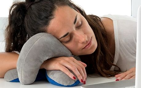 Cestovní Krční Polštář Zap Nap Starship Pillow