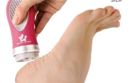 Odstraňovač Ztvrdlé Kůže Mini Pedi Pro Silk