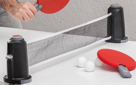 Přenosná Stolní Hra Ping Pongtable
