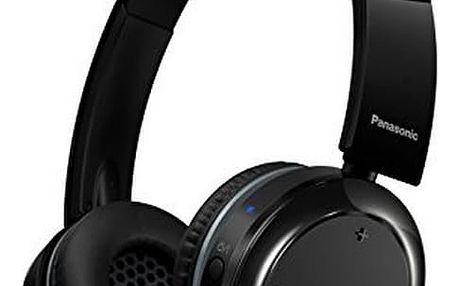 Bluetooth sluchátka s mikrofonem Panasonic RP-BTD5E Černý