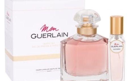 Guerlain Mon Guerlain dárková kazeta pro ženy parfémovaná voda 100 ml + parfémovaná voda 15 ml