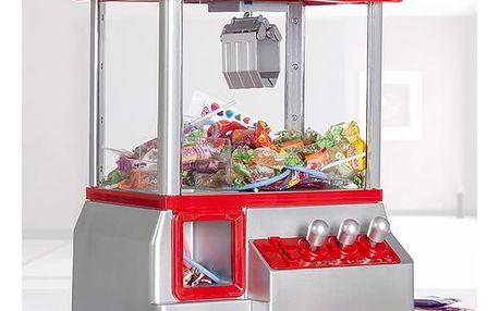 Sweet + Pop Times Automat na Lovení Hraček a Sladkostí