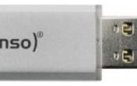 USB flash disk INTENSO 3531490 USB 3.0 64 GB Bílý