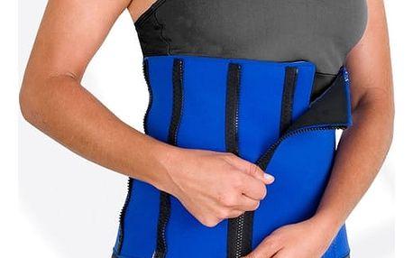 Sportovní Pás Zipper Slimmer Sauna Belt