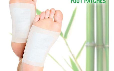 Detoxikační Náplasti na Nohy Dr Gem